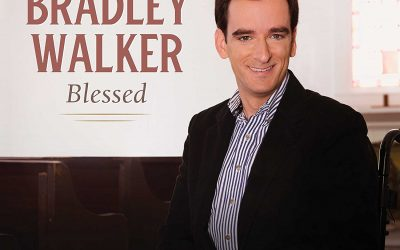 Bradley Walker to Release Blessed, All-New Recording of Gospel Songs and Hymns, Oct. 6