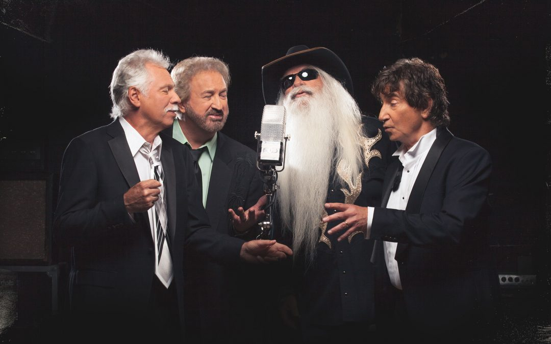 THE OAK RIDGE BOYS ANNOUNCE NEW ALBUM Second project with acclaimed producer Dave Cobb