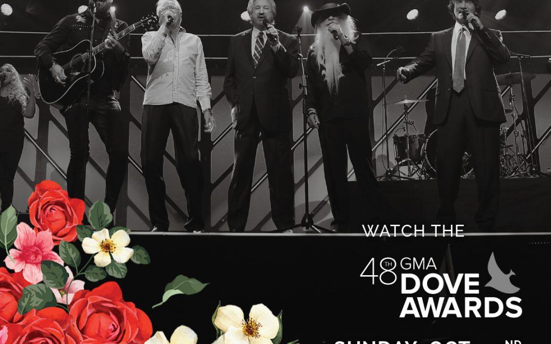 TUNE-IN ALERT: 48TH ANNUAL GMA DOVE AWARDS