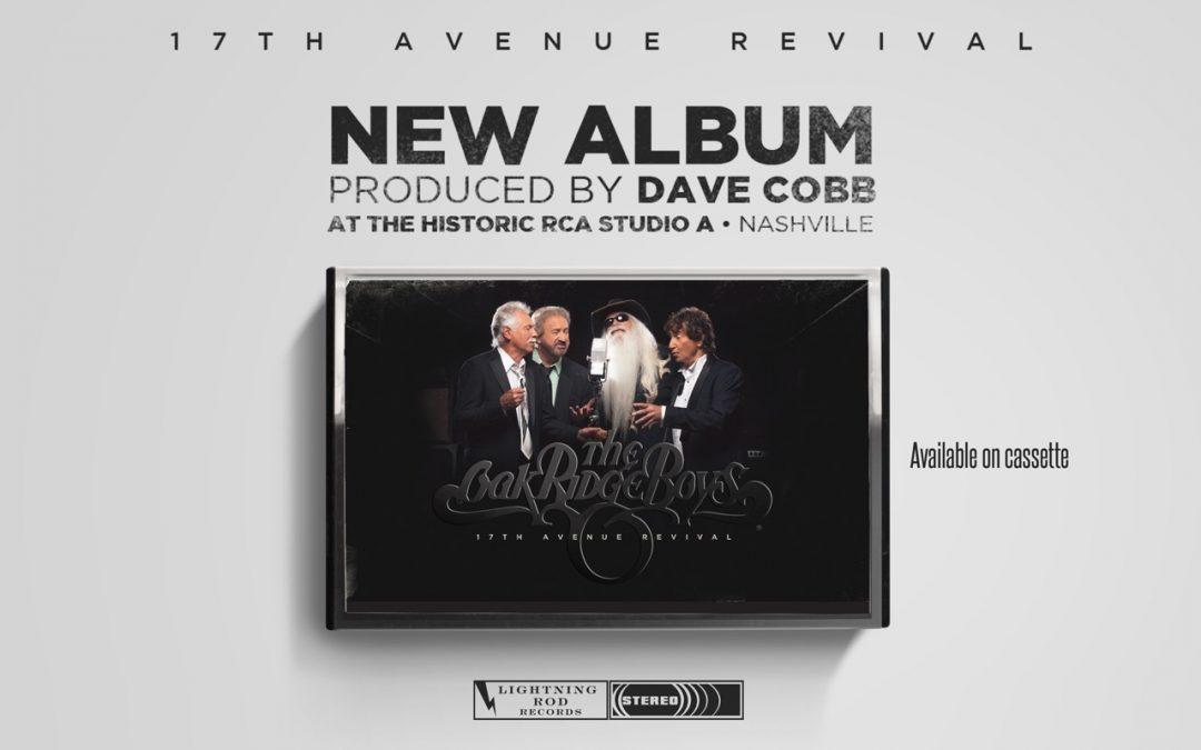 Pre-order 17th Avenue Revival on cassette