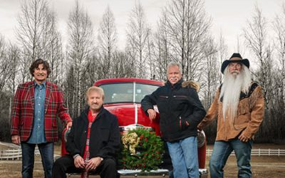 The Oak Ridge Boys Announce 2018 Shine The Light On Christmas Tour