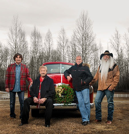 The Oak Ridge Boys Announce 2018 Shine The Light On Christmas Tour