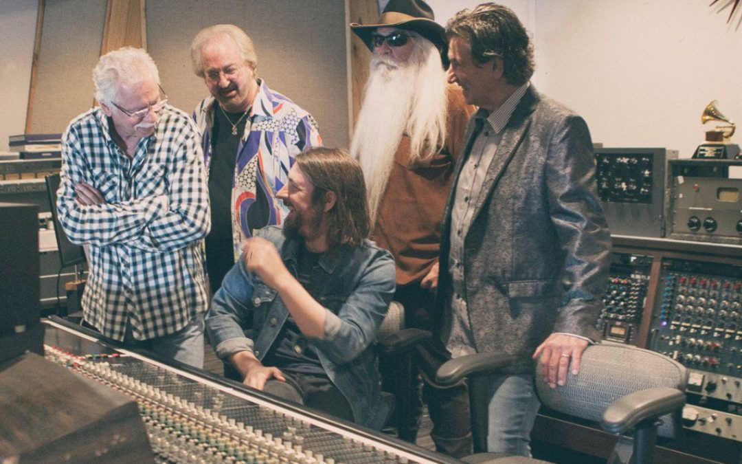 The Oak Ridge Boys Planning Two Dave Cobb-Produced Albums