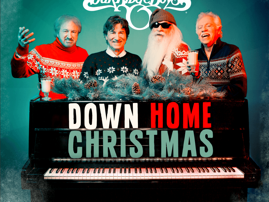 New Christmas Albums For 2019 The Oak Ridge Boys Announce New Down Home Christmas Album and 2019